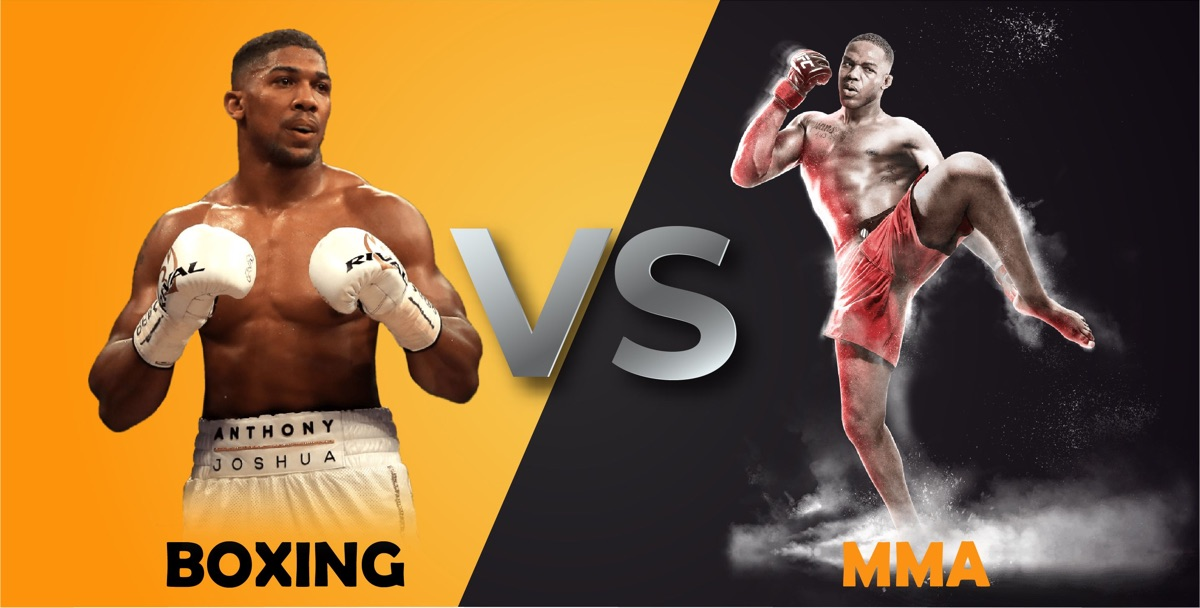 Boxing vs MMA - 01