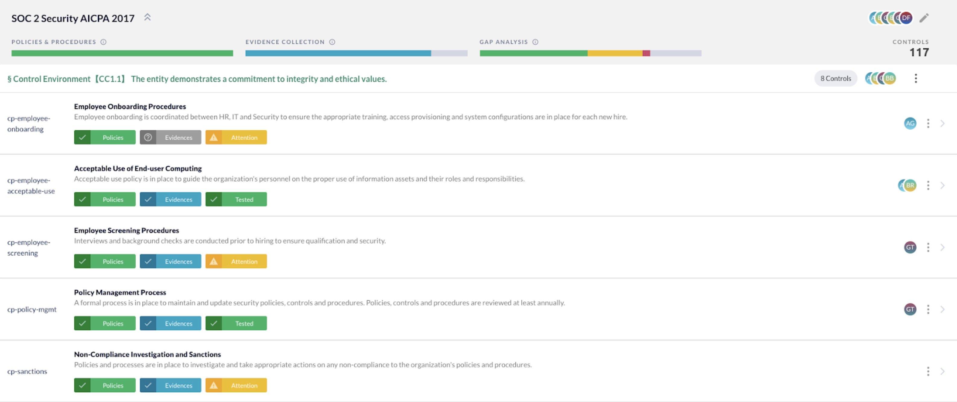 IAM, CSPM, VM, IR, Compliance - 06