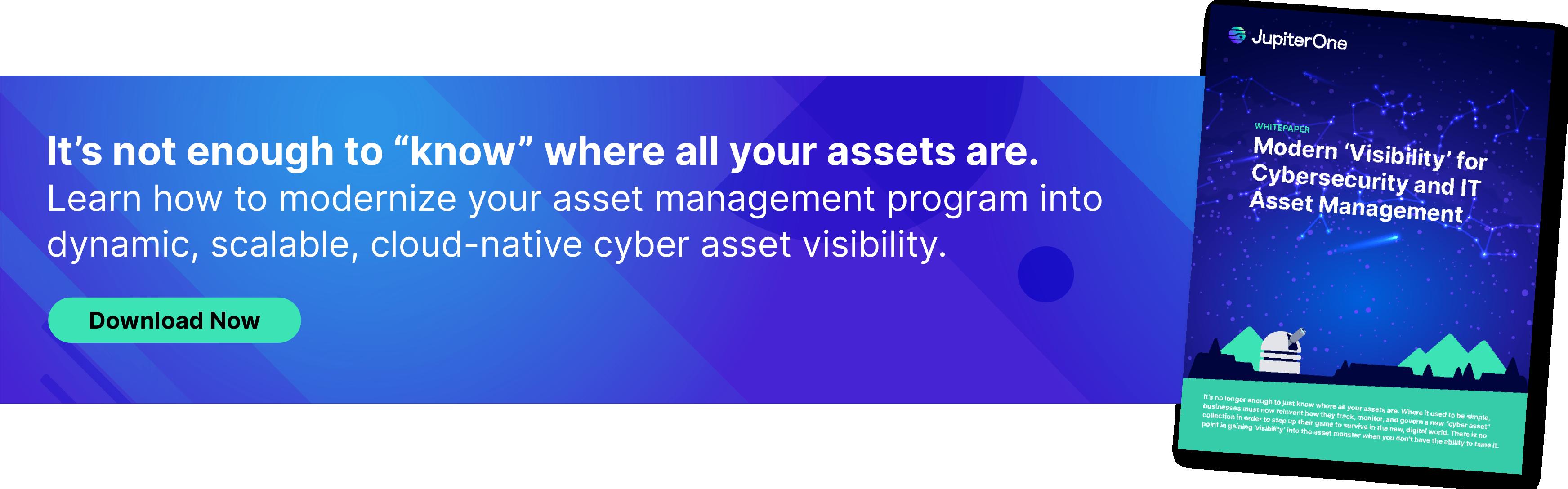Modern Visibility in Cyberseccurity